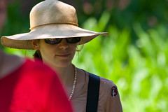 incognito (Grant and Caroline's pix) Tags: portrait woman hat caroline portraitofawoman