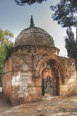 La Coupole (Dme) Turbat al Kubakiyya (MUQADDASI) Tags: old city architecture muslim islam jerusalem mosque arabic quarter islamic palestinian   aqsa quds   silwan                qouds  palestine