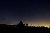 starry night (MadmàT) Tags: light sky mountain night stars star space mont aigoual madmat madmàt wwwmadmatnet