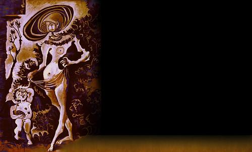 """Venus y Cupido, versiones de los Cranach, el Viejo (1529) maestro fundador de la escuela flamenca, interpretaciones y paráfrasis de Pablo Picasso (1957). • <a style=""""font-size:0.8em;"""" href=""""http://www.flickr.com/photos/30735181@N00/8746769651/"""" target=""""_blank"""">View on Flickr</a>"""