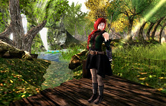 Una mattina nella foresta (The Blogging Elf) Tags: truth mandala secondlife illusions league arica knickknack gspot bilo ison manna senzafine innocuous handverk sinistyle truthhawks deadapples cavernaobscura lamalvadamujer thebloggingelf worldgothfair soedara ezweaponry weloveroleplay