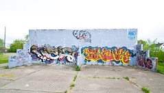 Vizie, Shank (TheHarshTruthOfTheCameraEye) Tags: 30 graffiti detroit dirty kings msk mad dts society d30 madsocietykings dirty30 vizie detroitgraffiti