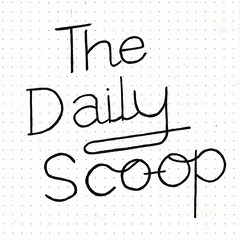 The Daily Scoop (heystags) Tags: typography sketch hand drawing lettering micron