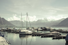 Winter Marina (Lepidoptorologic beauty*) Tags: marina 35mm landscape pentax locarno k5 lagomaggiore lightroom 35mm24 da35 pentaxk5 lightroom4 smcpentaxda35mm24al