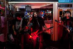 May 28, 2013 - Usnea @ The Cabin Tavern by Kevin Lowdon (Make.Shift Art Space) Tags: music livemusic bellingham whatcom usnea cabintavern kevinlowdon kevinlowdonphotography