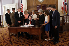 06-10-13 Morning Bill Signings