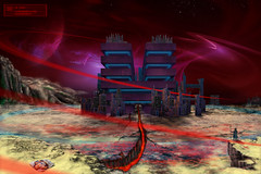 46 - Sheng (Stefan Beckhusen) Tags: sf art illustration photoshop space fantasy scifi planets sciencefiction symbols mystic esoteric futuristiccity iging hexagramm 46sheng 2ddigitalpainting