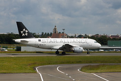 Star Alliance (Croatia Airlines) Airbus A319 9A-CTI (jbp274) Tags: paris airport airplanes ou airbus charlesdegaulle cdg a319 staralliance lfpg croatiaairlines