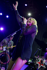 Grace Potter and the Nocturnals - DTE Energy Music Theatre - Clarkston, MI - July 10th 2013