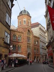 Greek Orthodox Church on Fleischmarkt in Vienna