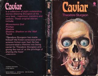 Theodore Sturgeon - Caviar