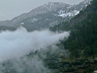 Azilane (Parque Nacional de Talassemtane, Marruecos).