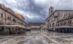 Piazza del Popolo (Fil.ippo) Tags: italy square nikon piazza hdr filippo piazzadelpopolo ascolipiceno d7000 filippobianchi