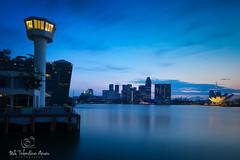 The First Light (Shutter wide shut) Tags: longexposure lighthouse water sunrise dawn singapore cityscape peace serenity customshouse marinabay breakofdawn canoneos5dmarkiii canontse24mmf35lii leesoftndgradfilter canongpsreceivergpe2