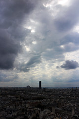 Dramatic Skies (CAaverallPhoto) Tags: light sky cloud paris france clouds french notredame notre dame drama sunning notredamme