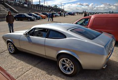 Chopped Capri (Lazenby43) Tags: ford capri customcar forddayblackpool