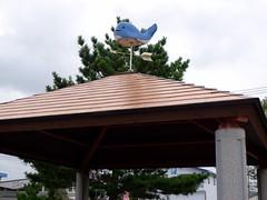 Weathercock of whale  (MRSY) Tags: japan geotagged object  whale yamaguchi weathercock  nagato     geo:lat=3438834519536381 geo:lon=13120233099907637