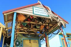 Mornington Beach Huts (Jade Higman) Tags: travel sea beach canon bay seaside sand australia melbourne victoria hut shack mornington peninsula morningtonpeninsula