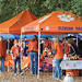"Clemson tailgating fare would make Rachel Ray proud, with coordinated decorations, coolers and seating. • <a style=""font-size:0.8em;"" href=""http://www.flickr.com/photos/49650603@N07/9772142162/"" target=""_blank"">View on Flickr</a>"