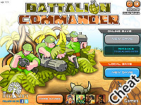 大隊長:修改版(Battalion Commander Cheat)