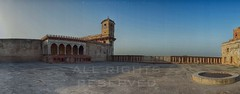 Ath (8) Dara - Lahore Fort (z) Tags: city pakistan panorama architecture 8 sikh period lahore oldcity dara walled mughal  widescape