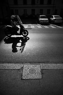Fiorentina Moped