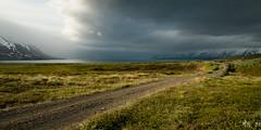 La tempête s'en vient (Tonton Dave) Tags: sea mer storm landscape iceland paysage eyjafjordur islande tempête dalvik
