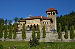 Busteni - Cantemir Castle (adybyt) Tags: travel landscape nikon europe romania nikkor hdr easterneurope pixelpeeper 1685mm d7000 1685mmf3556gvr nikon1685mm nikond7000