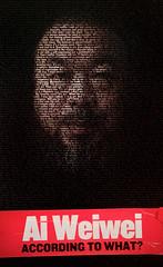 ai weiwei (Mr.  Mark) Tags: toronto art face museum poster photo artist gallery famous stock chinese installation ago conceptual aiweiwei markboucher