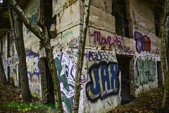 cc-0042 (h8rfish) Tags: abandoned graffiti nikon pennsylvania tokina tamron hdr fotography phography concretecity d5200 d5100 h8rfish nantickoke