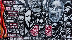 Lisboa Graffiti #3 (Marco Uliana - Scarab) Tags: street stilllife food streetart portugal closeup canon graffiti lisboa lisbon paste streetphotography tram case spray bn belem marco highkey federica fado ritratti ritratto caff figueira viso aerosolart paesaggio biancoenero alfama primopiano chitarra dolci eleonora pasticcini scarab citt lisbona portogallo palazzi teambuilding rotaie paese volto canon50mm lavadouro abbandono miseria quartieri degrado uliana suonatore alteluci menestrello canon7d scarabprod dolcidibelem