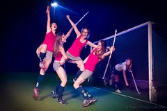 Les Furettes  2014 Calendar Shoot (SayCheese.be) Tags: ladies girls sports hockey photography calendar actionshots pocketwizard canon1635mmf28 hypersync elinchromrangerrxspeedas canon1dx