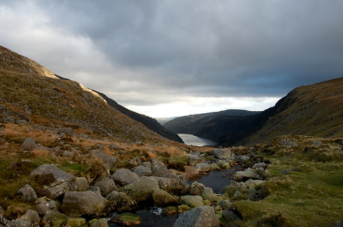 Glendalough upper lake ©  Still ePsiLoN