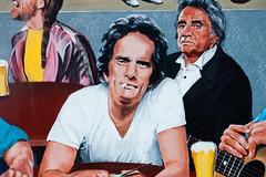 Smoke 'Em if You Got 'Em (Thomas Hawk) Tags: usa mural unitedstates nashville tennessee unitedstatesofamerica broadway merlehaggard