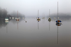 Boats (rogermarcel) Tags: mist river bateau paysage brume waterscape bestcapturesaoi mygearandme mygearandmepremium worldwaterscapes mygearandmebronze mygearandmesilver mygearandmegold mygearandmeplatinum rogermarcel