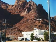 Entering Al-Ula (Mink) Tags: trip dai saudi arabia 2014 alula