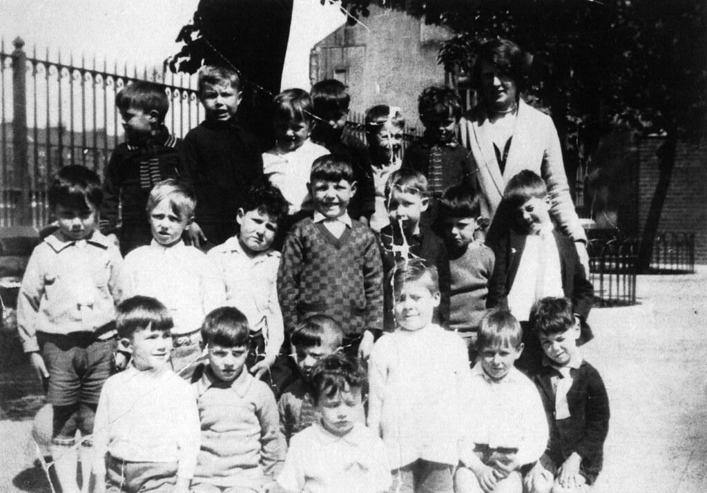 Elderpark School 1930s