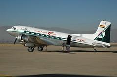 684 Cochabamba 27-5-08 101 Super DC-3 (Proplinerman) Tags: aircraft bolivia douglas dc3 airliner cochabamba canedo propliner aerosur dc3s superdc3 cp2421 lineasaereascanedo
