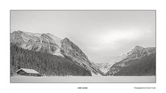Lake Louise (Purvesh Trivedi -www.purveshtrivediphotography.com) Tags: travel sunset vacation white lake holiday canada black art nature sunrise river landscape kananaskis rockies jasper fine canadian louise alberta bow banff curve kootenay morant