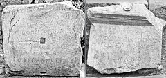 Macedonia, Philippi archeological site, marble fragments with  Greek epigraphs  #acedonia (bilwander) Tags: travel people museum real greek blog site ancient photos map flag fine eu greece monastery macedonia ohrid alexander balkans names independence philipp philip inscriptions archeological ancientgreece matka skopje philippi macedon macedonian prilep macdoine alexanderthegreat bitola makedonia struga heraclea mazedonien tetovo   bilwander macedonianflag philipofmacedon macedoniaflag ancientmacedonia lyncestis alexanderofmacedon macedoniatimeless acedonia  makedonianato macedoniaun uefamacedonia macedoniaphotos photosofmacedonia flagmacedonia