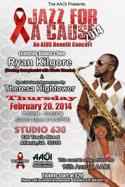 Ryan Kilgore and AAOI Benefit Concert