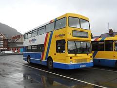 DSCN6373 GHA Coaches, Ruabon P604 CAY (Skillsbus) Tags: buses volvo coaches arriva midlandfox ghacoaches brynmelyn p604cay northetncounties