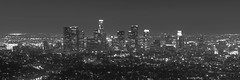 Downtown Los Angeles (Dastugs) Tags: city night canon buildings eos lights is losangeles downtown usm nocturne ville lumieres californie lieux skycrapper f3556 450d efs1585 efs1585mm griffithobservatoire