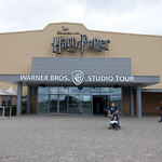 Warner Bros. Studio Tour Entrance