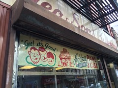 Gee!.. its Good (Nick Sherman) Tags: nyc ny belmont bronx storefront lettering signpainting gaddeosonsbakery