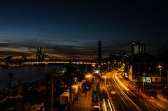 Cologne Sunset (md.s) Tags: dom cologne kln nrw rhein nordrheinwestfalen rheinufer rhing