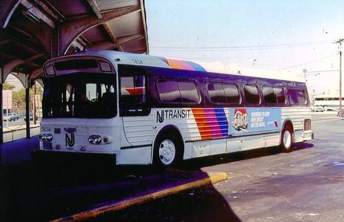 Flickriver: Photoset 'NJ Transit Bus Operations' by njt4148