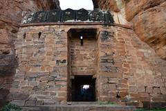 India - Karnataka - Badami Caves - 12 (asienman) Tags: india architecture caves karnataka badami chalukyas vatapi asienmanphotography