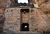 India - Karnataka - Badami Caves - 012 (asienman) Tags: india architecture caves karnataka badami chalukyas vatapi asienmanphotography