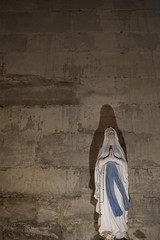 Ghost (12th Witness) Tags: france church marie troyes god jesus priest priere